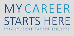 Career Centre Logo Connect @ X